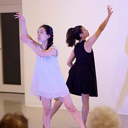 Art Shift 2019 dancers