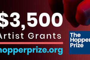 Hopper Prize Logo