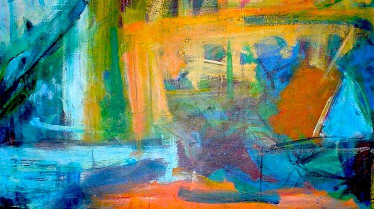 Artist Reception: Helen Levin