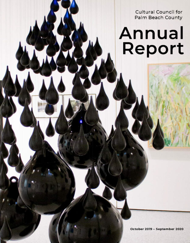 Cultural Council for Palm Beach County 2019-2020 Annual Report