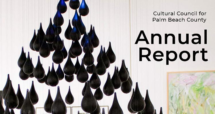 Cultural Council for Palm Beach County Annual Report 19-20