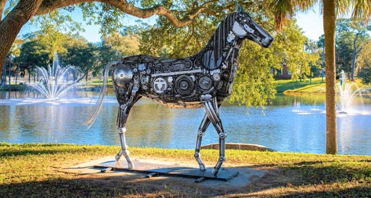 Ocala Outdoor Sculpture Competition