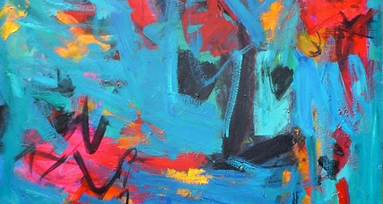 Helen Levin: Gestural Abstraction