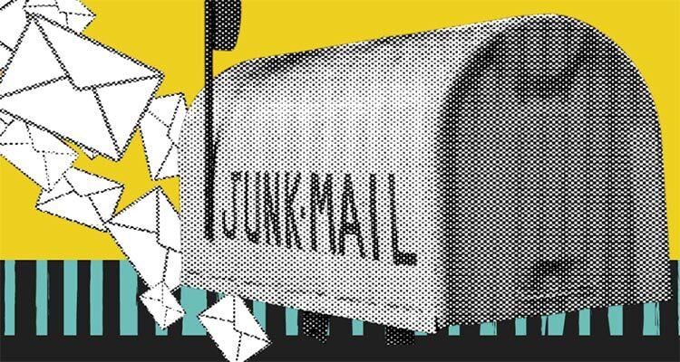 Resource Depot Junk Mail