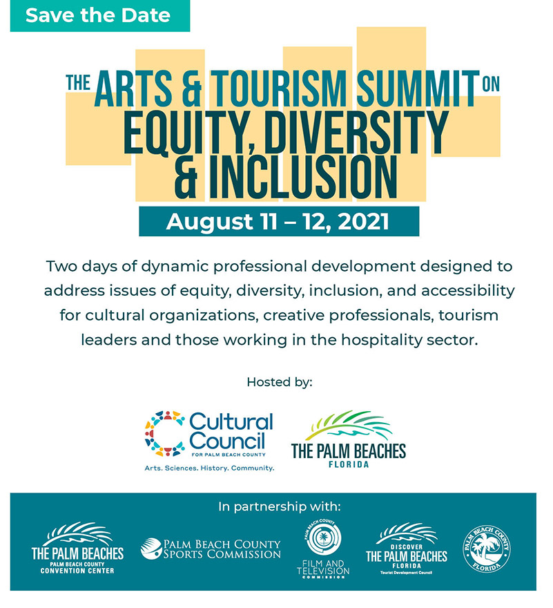 Arts & Tourism Summit on Equity Diversity & Inclusion