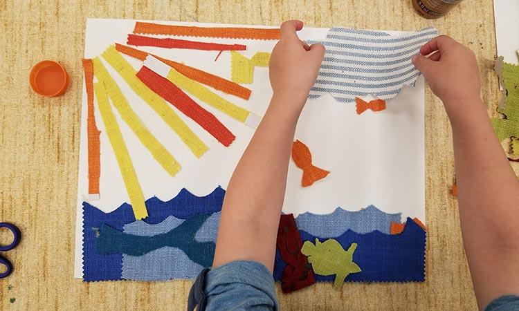 Early Learners: Little Artist Creative Reuse Workshop