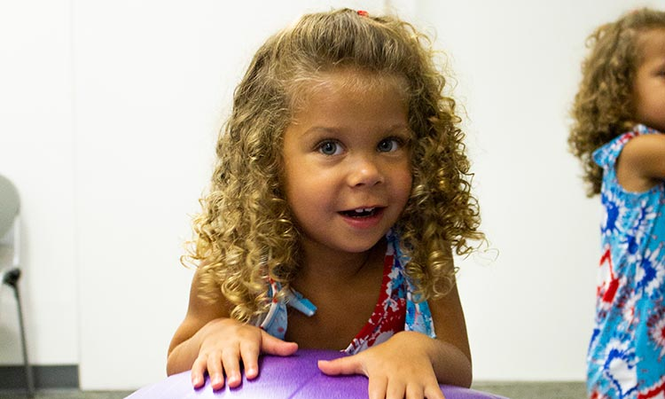 Early Learners: Babies and Tots Yoga Class