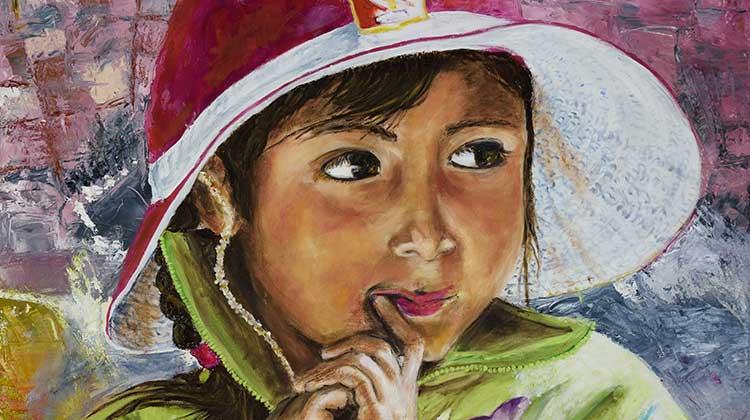 Artist Reception: Valerie Collins Stanescu The Spirit of Peru
