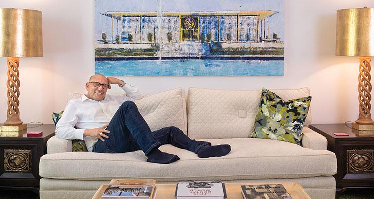 Burt Minkoff art&culture magazine Fall 2021