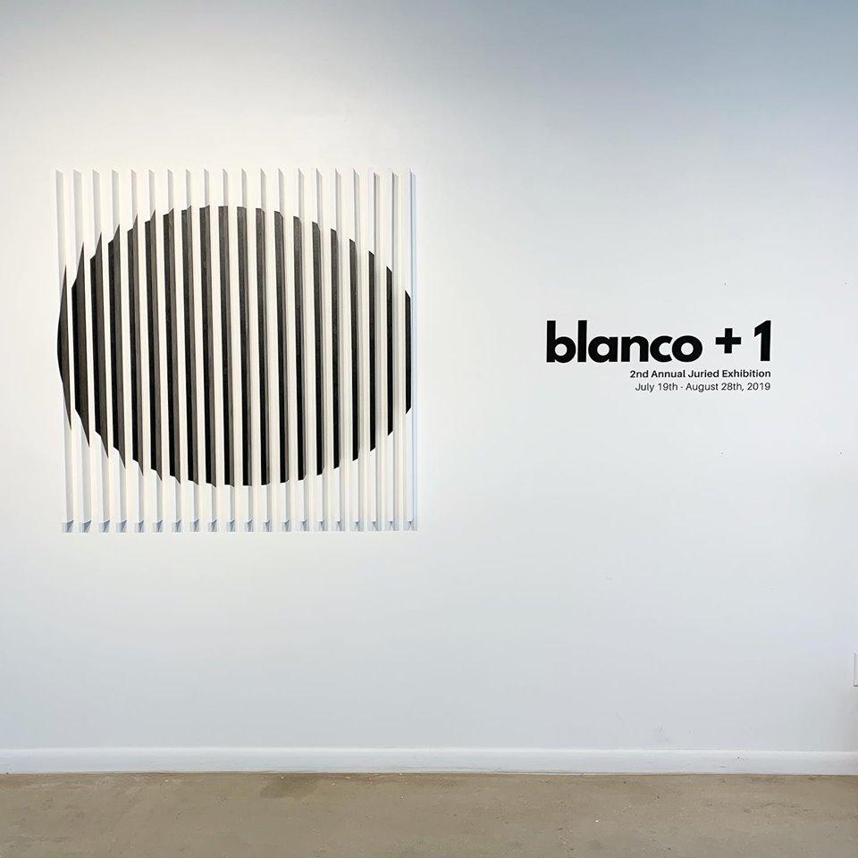 Blanco+1 Juried Exhibition