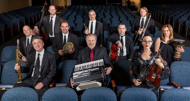 A Very Jewish Concert on Christmas Day Aaron Kula Klezmer Orchestra Levis JCC