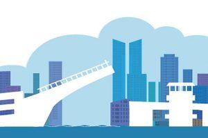 Andrews Avenue Bridge Art Call Broward County Florida January 2020