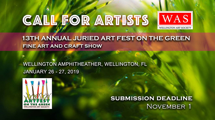 Art Fest on the Green - Wellington Art Society