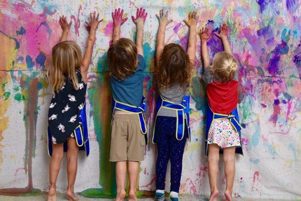 ArtNest Delray - graffiti kids