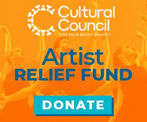 Palm Beach County Artist Relief Fund