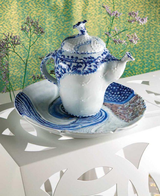 Aya Bendat Teapot art&culture magazine