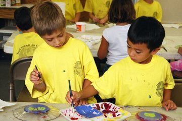 Boca Raton Museum Art School Summer Camp