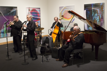 Boca Raton Museum of Art - Marshall Turkin Classical Jazz Ensemble