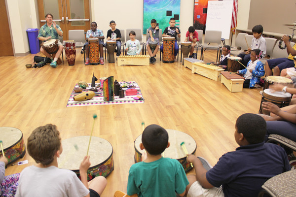 CCE - Buckley Griffis - Drumming Circle