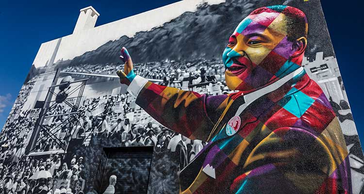 I Have a Dream: Martin Luther King Jr. Day Celebration in the Project Space