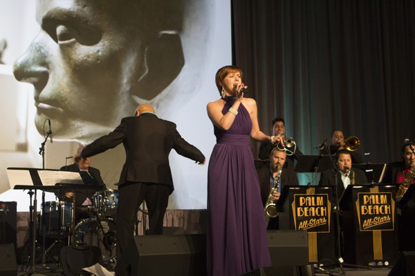 Carole J. Bufford with Palm Beach All-Stars - ESTO 2016