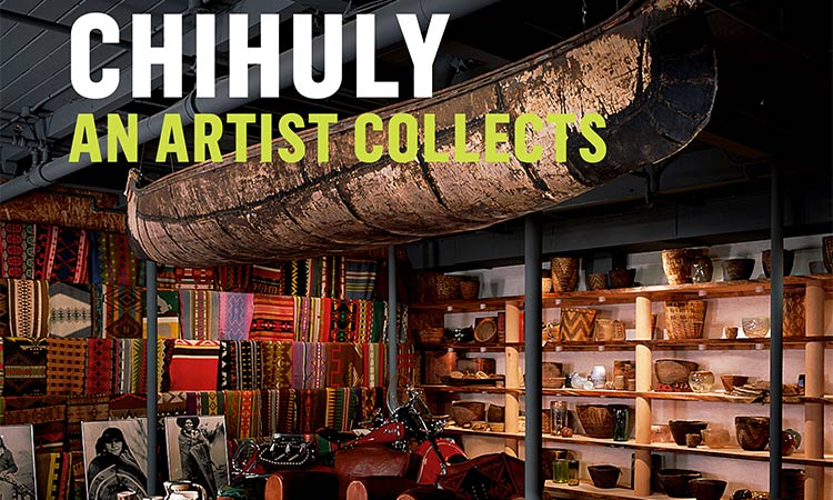 "Bruce Helander Lecture – ""Chihuly: An Artist Collects"""