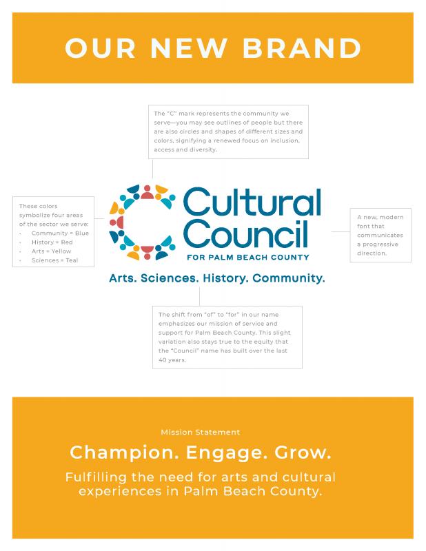 Cultural Council 2020 rebrand a&c insert