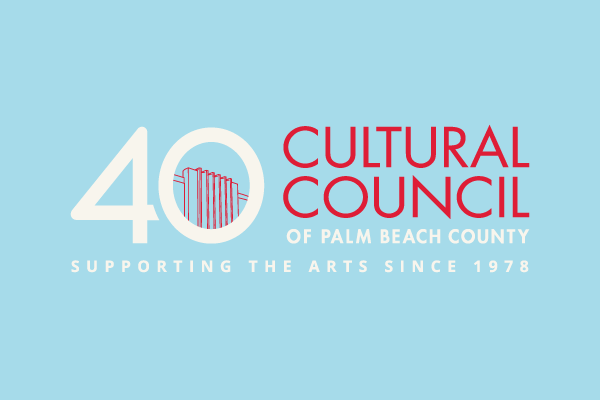 Cultural Council of Palm Beach County - Celebrating 40 Years