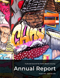Cultural Council for Palm Beach County 2019 Annual Report