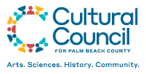 Cultural Council for Palm Beach County logo 2020