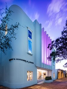 Cultural Council of Palm Beach County - Robert Montgomery Jr Building - © Sargent Photo