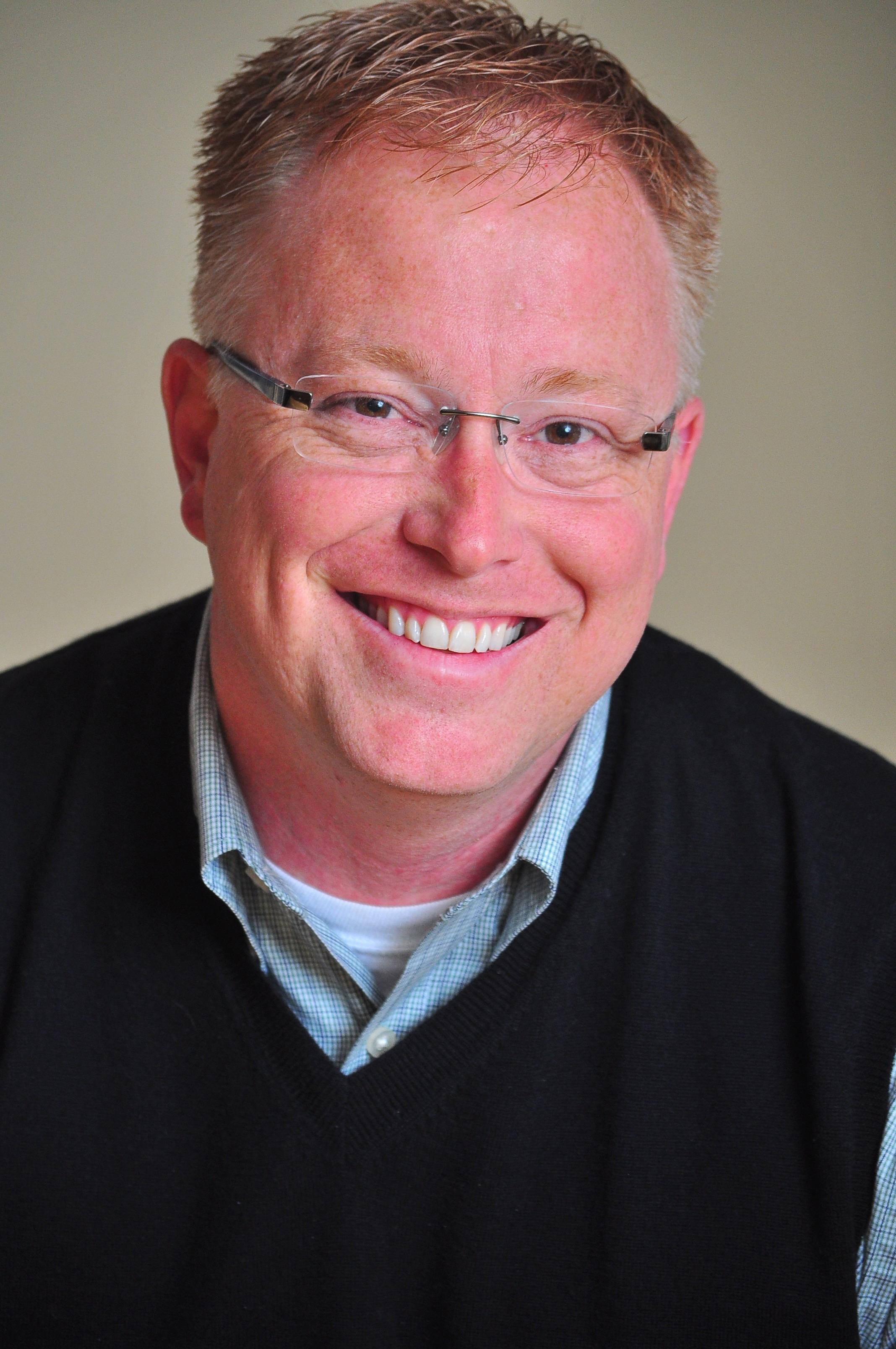 Dave Lawrence Headshot
