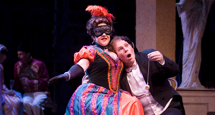 Die Fledermaus Palm Beach Opera 2019