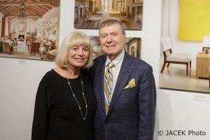 Donald M. Ephraim and Maxine Marks