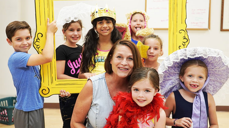 Family Saturdays: Family Fun Theatre Workshop