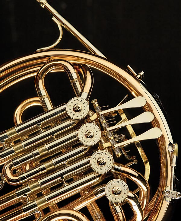 French Horn - art&culture Spring 2018 Sweet Music