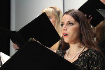 Handel's Messiah - FAU chorus