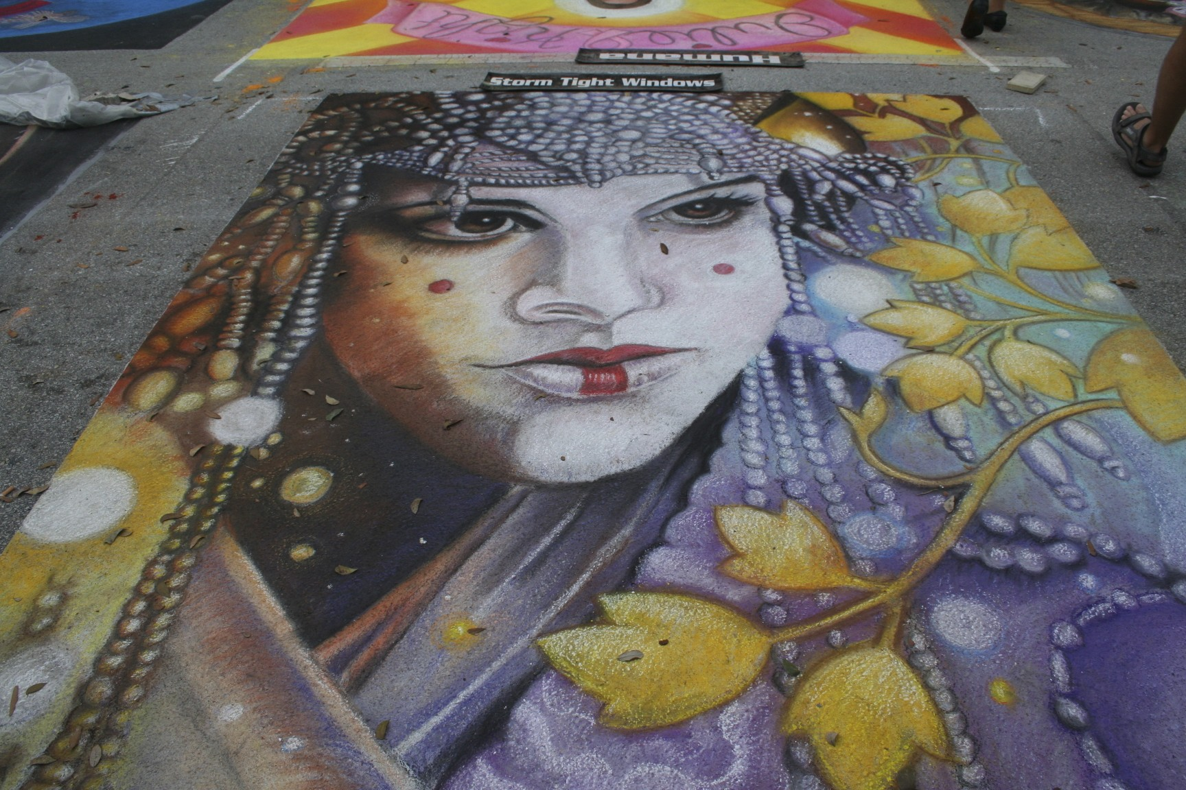 Lake Worth Street Painting Festival 2018