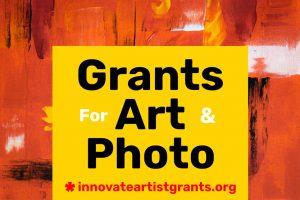 Innovate Artist Grants