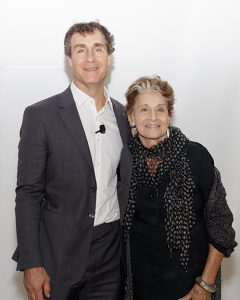 Doug Liman and Ellen Liman Culture & Cocktails Palm Beach 2019