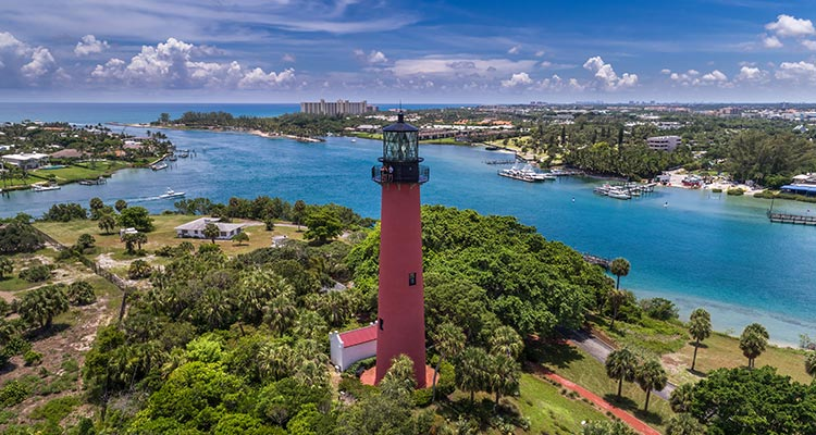Jupiter Inlet Lighthouse and Museum 2017