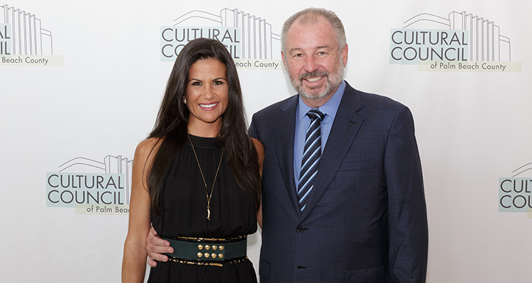 Kelly and Joe Rooney, Muse Awards 2018