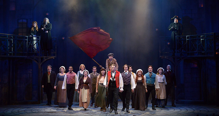 Les Miserables at Maltz Jupiter Theatre