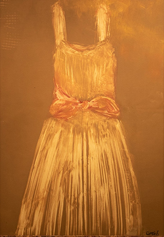 Natalie Gottlieb - The Dress