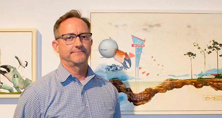 Rick Newton Artist Cultural Council of Palm Beach County