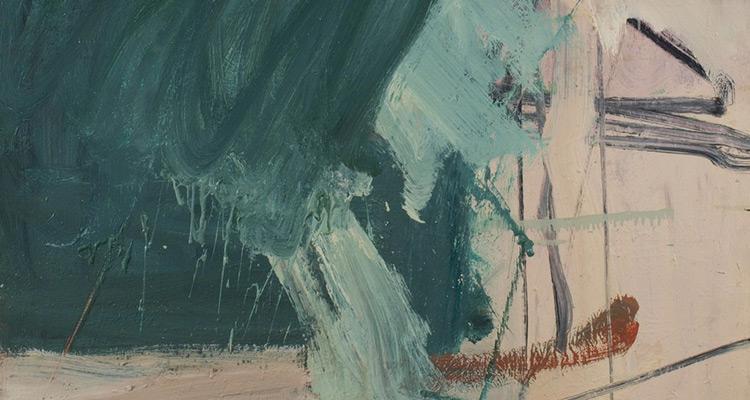 Boca Raton Museum of Art, Nick Carone, Untitled detail