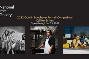 Outwin Boochever 2022 Call for Entries