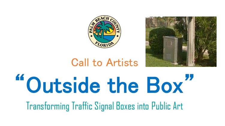 PBC AIPP - Call to Artists - Outside the Box