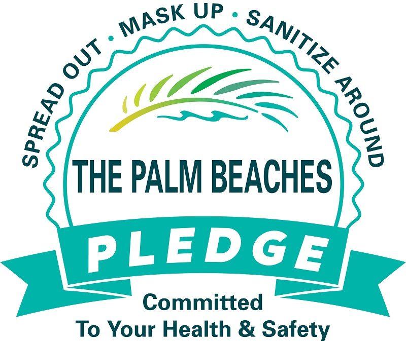 The Palm Beaches Pledge