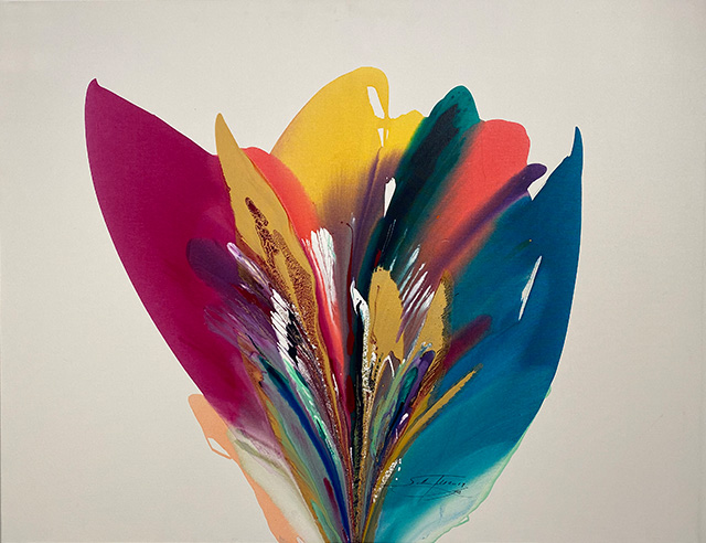 Robert Schoenfeld - Gold Rio De Colores #19